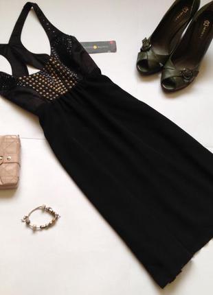 Черное платье. частые пополнения! смотрите мои объявления!