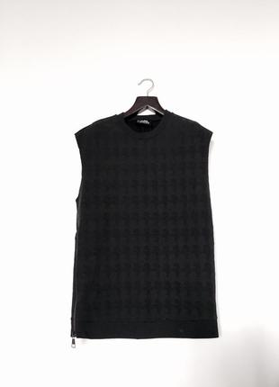 Платье - свитшот karl lagerfeld