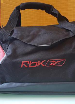 Оригинальная спортивная сумка reebok, сумка для тренировок