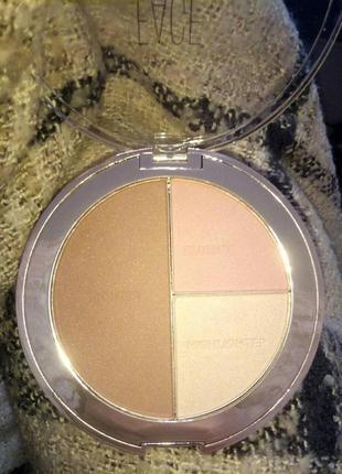 Палетка для макияжа лица face palette h&m