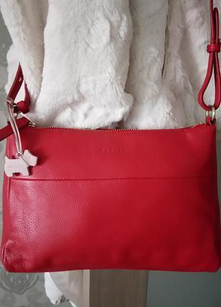 Шикарная яркая сумочка radley оригинал!!!!
