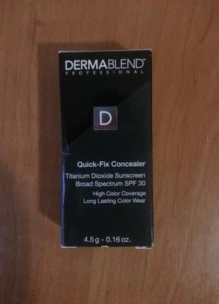 Супер консилер от американского бренда dermablend