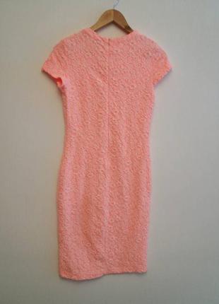 Платье миди фактурное бренда river island