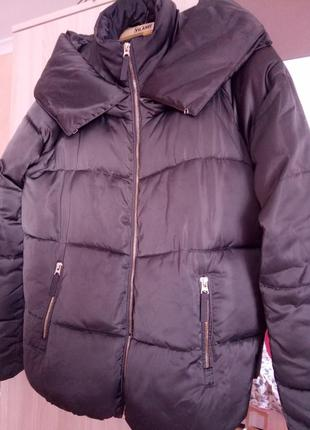 Скидка!  куртка легкая теплая