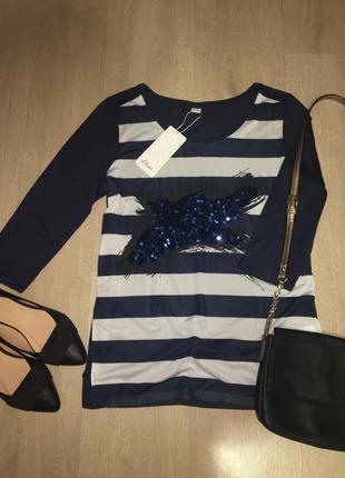 Кофта-блуза s.oliver