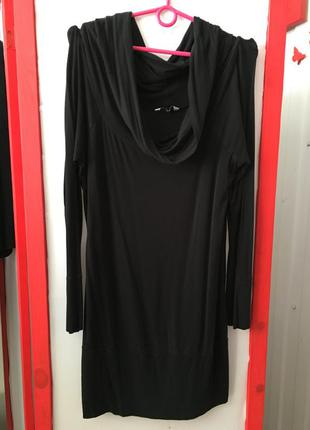 Платье от new look с широким воротом