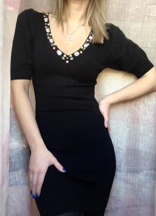 Платье love republic с украшением