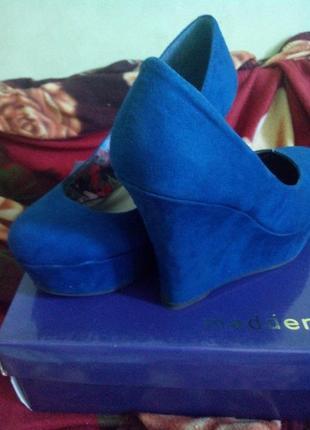 Круті туфельки на платформі steve madden / madden girl / розмір 37,5