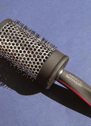 Круглая щетка для укладки волос (большая)