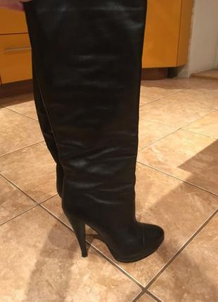 Натуральна кожа! шикарні ботинки