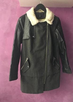 Пальто f&f розмір 10