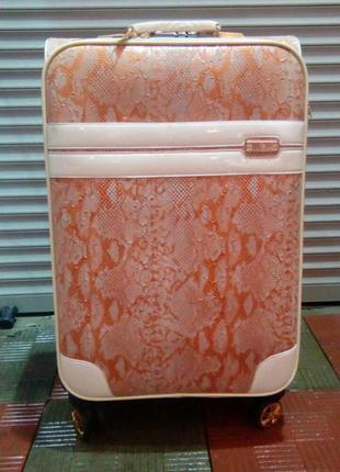 Чемодан, самолетный чемодан, валіза, эко кожа