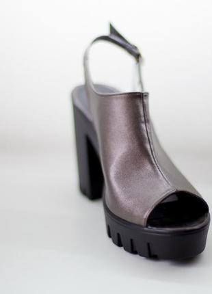 Большая расспродажа!!! кожаные туфли босоножки от arto