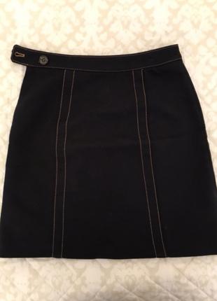 Продам юбку massimo dutti2 фото