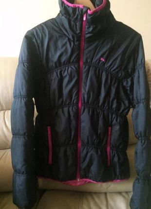 Демосезонная спортивная куртка