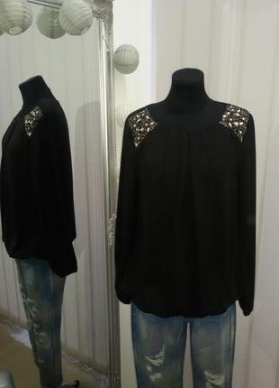 Нарядная  блуза  от f&f