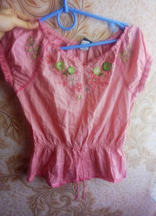 Блузка типа вышиваночки