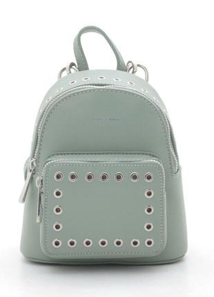 Клатч-рюкзак mini d. jones cm3717 apple green (6 цвета)