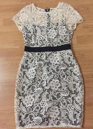 Элегантное платье twin set