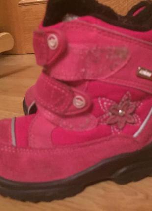 Классные деми ботинки