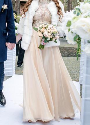 Выпускное, свадебное, вечернее платье jovani