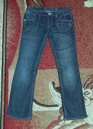 Джинсы sexy slim leg от next, размер 10r