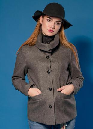 Пальто от h&m шерсть последняя коллекция премиум качество! 46-48р.