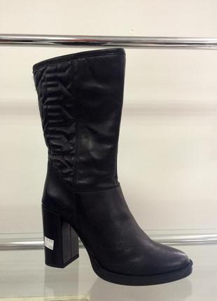 Зимові стильні чоботи andre р-38,39,40