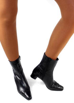 Ботинки 38 р maripe италия кожа оригинал демисезон