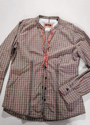 Рубашка в клетку marc o polo