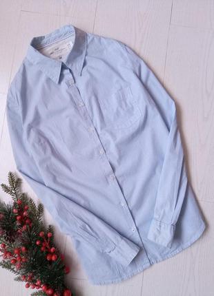 Рубашка/ блузка в полоску h&m