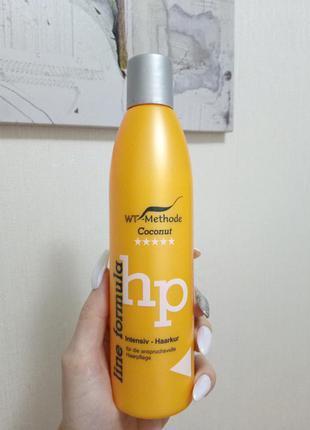 """Маска-бальзам """"формула кокос"""" placen formula сoconut intensive treatment."""
