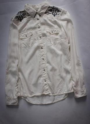 Sale/рубашка с вышивкой
