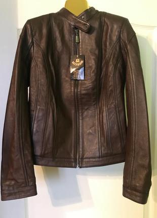 Кожаные курточки