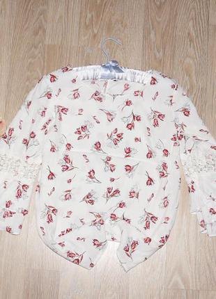 Шикарная блуза, вещи в наличии💚+скидки, заходите