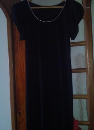 Плаття чорне/ платья