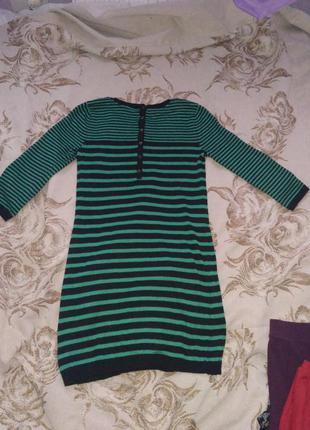 Платье- кофта