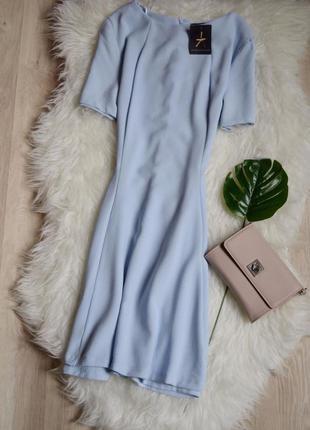 Новое нежно-голубое платье atmosphere
