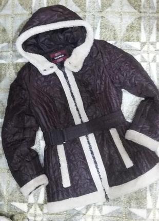 Красивые зимние куртки