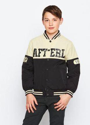 Подростковая куртка-ветровка glo-story в наличии134-140-146-152-158-164
