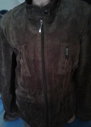 Замшевая куртка, 44 евро