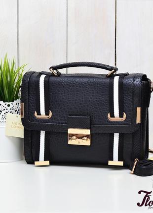 Стильная фирменная сумка