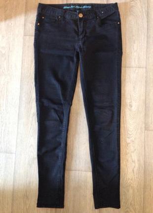 Denim co джинсы чёрные 10