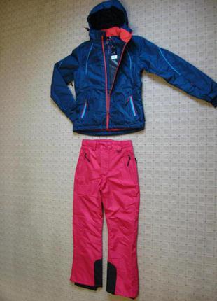 Лыжный костюм, размер евро 38,42 наш 44,48