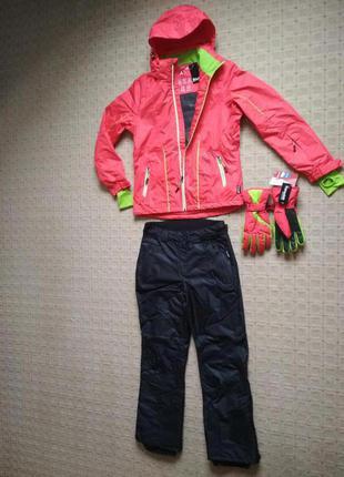 Лыжный костюм, германия, размер евро 38,40,42. 44 наш 44, 46, 48. 50