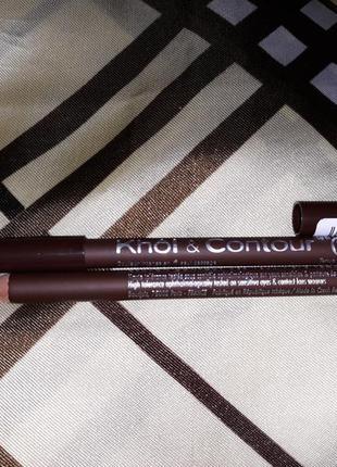 Карандаш для глаз khol&contour bourjois paris