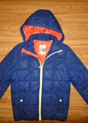 Утепленная куртка на мальчика р.146-152 we оригинал германия