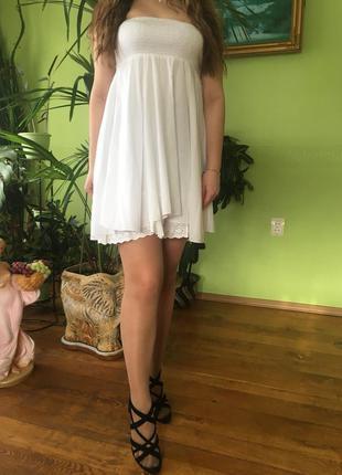 Миленькие платьеце.