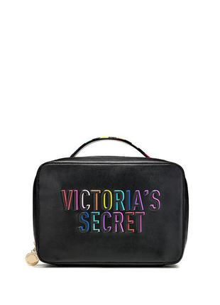Victorias secret виктория сикрет косметичка кейс органайзер beauty bag victoria secret