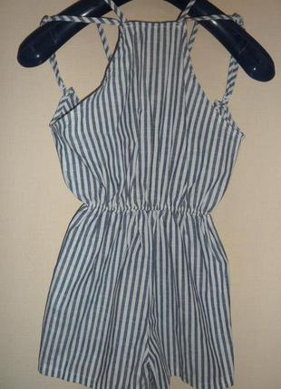 Комбинезон-шорты shenyu, размер m